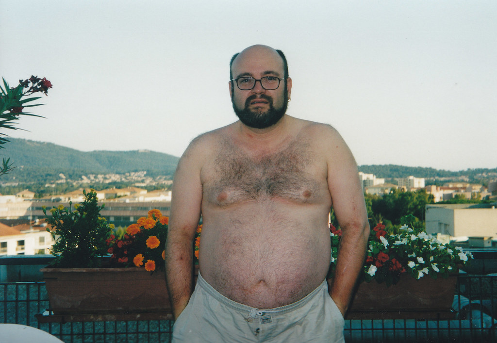 Fat old gay men pics