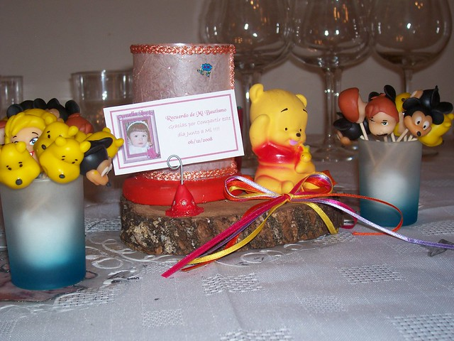 Centros de mesa Winnie Pooh - Imagui