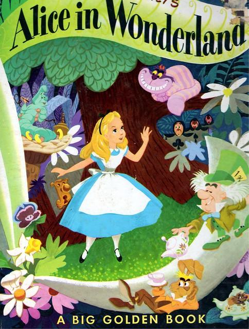 Modern Children S Book Covers : Alice in wonderland book flickr photo sharing