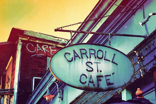 Carroll St. Cafe