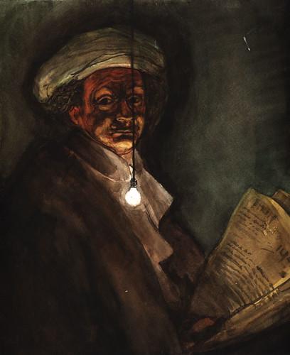 Rembrandt transcription