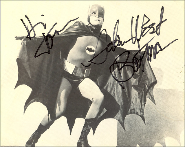Header of Adam West