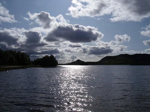 Loch Tarff Scotland (South Loch Ness area)