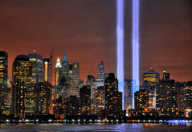 3911098817 687094648b z Amazing Photos Of The 9/11 Tribute In Light