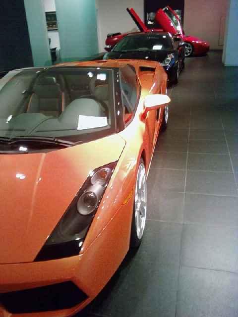Lamborghini Dealership in Chicago