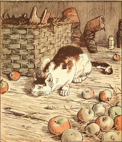 Randolph caldecott impact on children s illustration