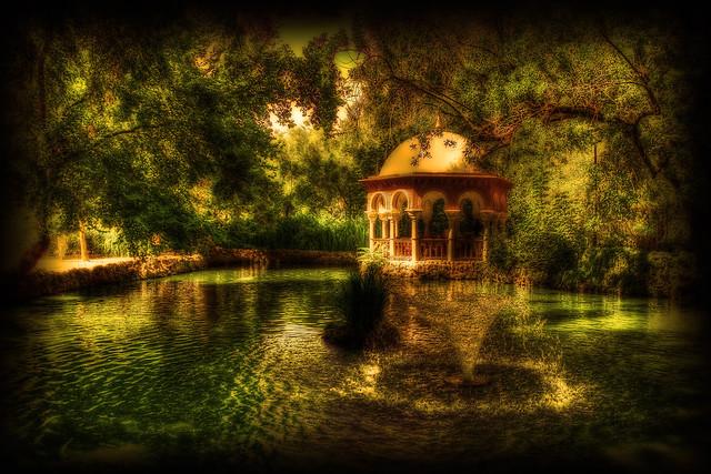 Otoño en el Parque de Maria Luisa