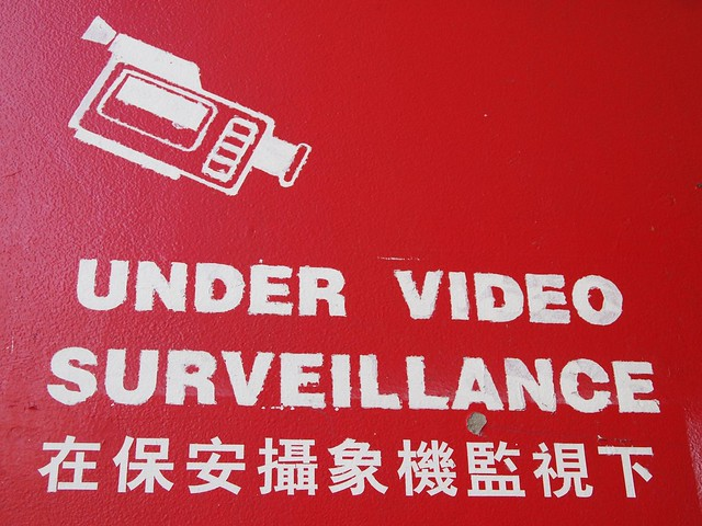 Under Video Surveillance