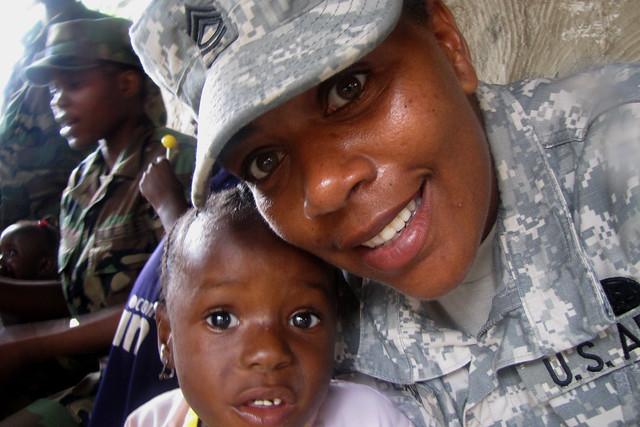 091217 3 Liberia Security Sector Reform Sgt, 1st Class Dedraf Blash