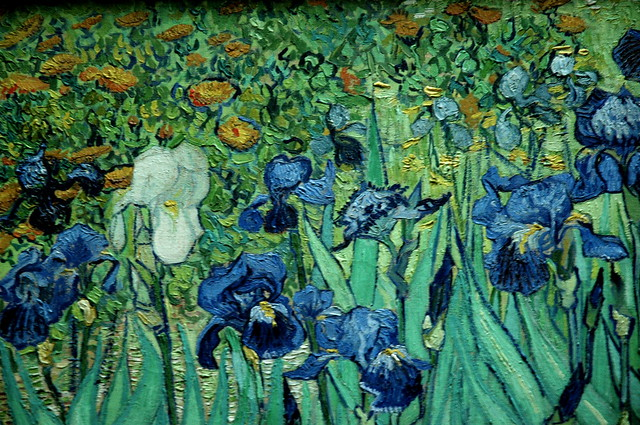 Recent Photos The Commons Getty Collection Galleries World Map App    Van Gogh Irises Getty