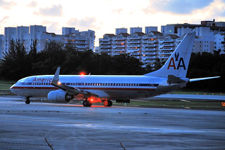 American Airlines Boeing 737-823 N922AN / 3AX (cn 29523/398)