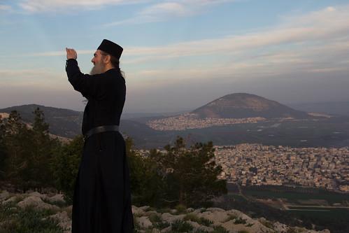 landscape christian nazareth tavor