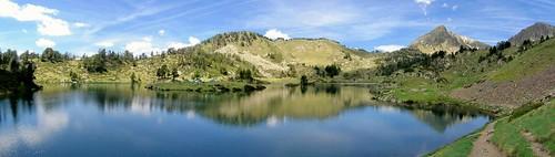 pano1 Lac de Bastan du Milieu