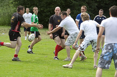 Grangemouth Touch Tournament 7