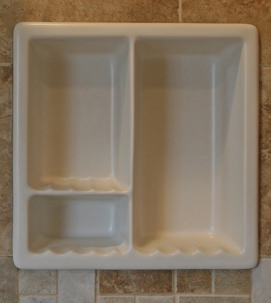 Ceramic Tile Soap Dish