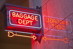Union Station Baggage Dept