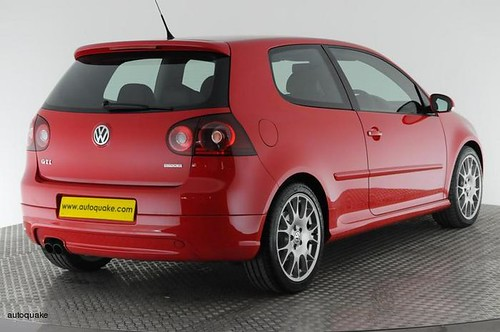 vw golf gti edition 30 mk5 rear a photo on flickriver. Black Bedroom Furniture Sets. Home Design Ideas