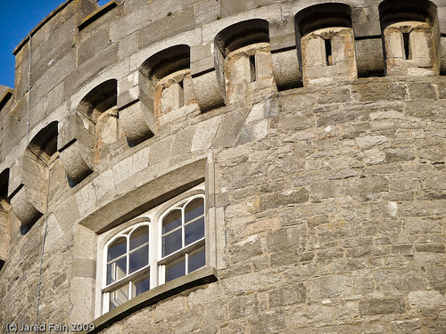 kilkenny ireland tower castle fort fortress kilkennycastle sewerdoc ©jaredfein