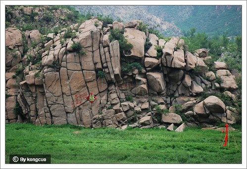 徒步沿河城-幽州-永定河峡谷-花岗岩地貌