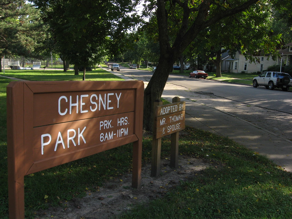Chesney Park - Topeka, Kansas