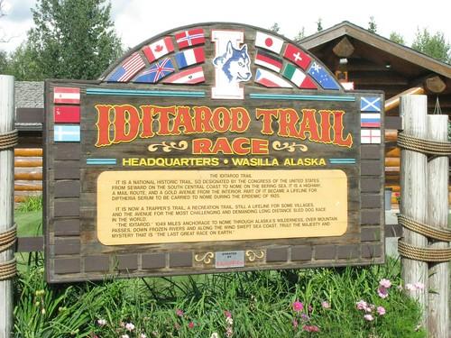 Iditarod Time