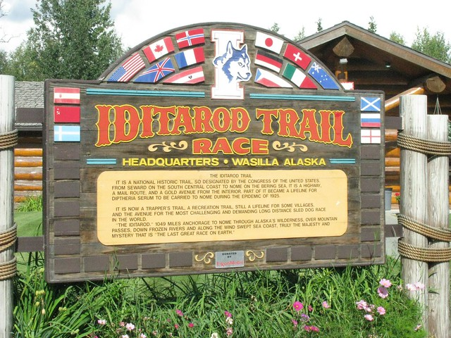 Iditarod Trail Race Headquarters, Wasilla