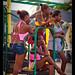Las chicas, San Pedro, Belize