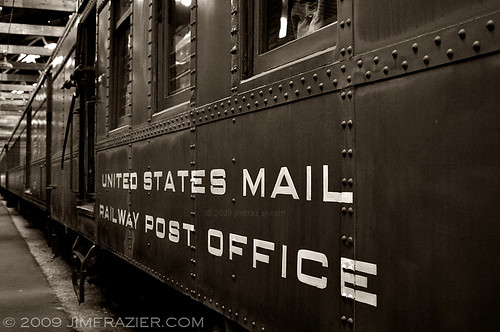 United States Mail Railway Post Office