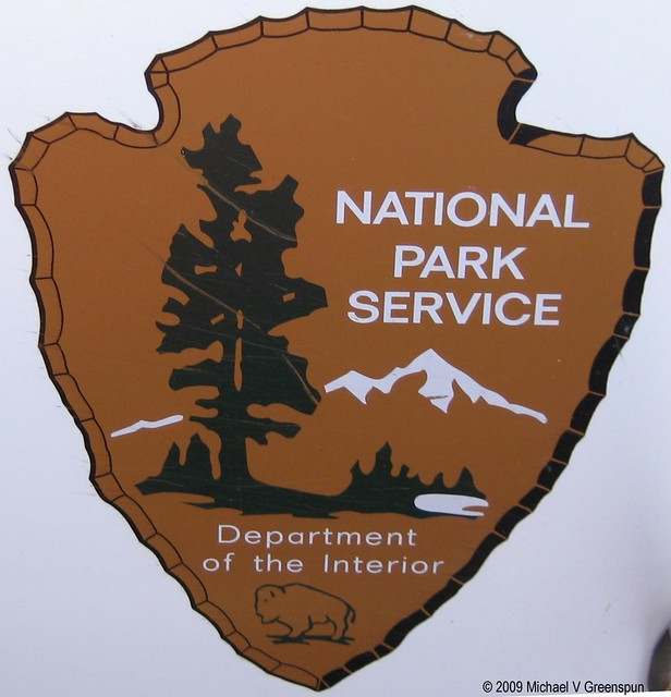 National Park Service Department Of Interior Seal Flickr Photo Sharing