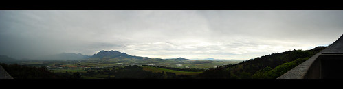 trip travel panorama southafrica view tabling 2009 roundtable westernprovince paarl taalmonument languagemonument rondetafel devinetour