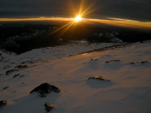 chile sunset mountain sunrise trekking landscape atardecer backpacking andes montaña 2009 cordillera chilecentral cordilleradelosandes regióndelbiobío ñuble volcánchillán fotocumbre