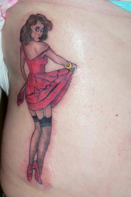 wifes latest tattoo