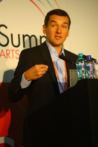 Stojan Pelko (Slovenia), 4th World Summit on Arts & Culture