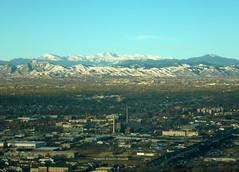 Denver & the Rockies