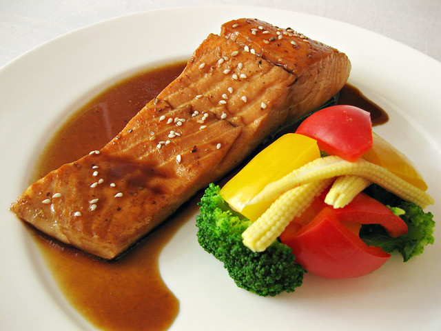 Salmon Teriyaki | Flickr - Photo Sharing!