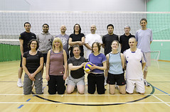 Northern Jump Volleyball Group