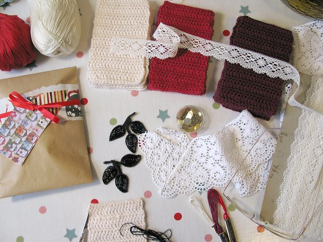 Festive crochet preparations are underway | Emma Lamb