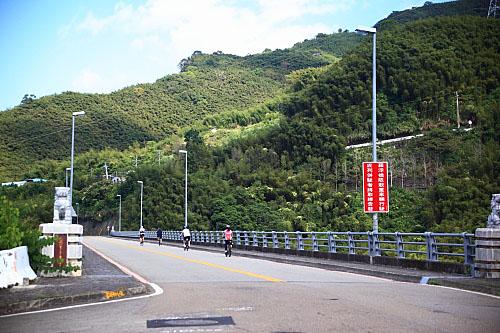 KT21北橫公路-自行車車道