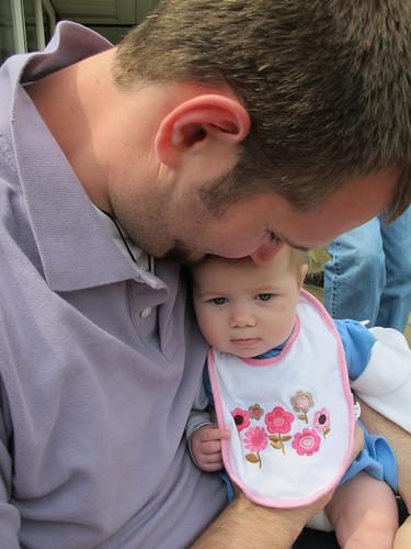 Matt and Baby Maddie