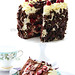 Our Black forest cake!