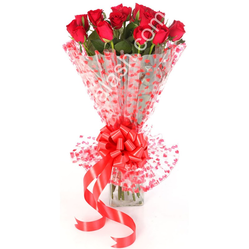 Send Flowers To India Buy Fresh Flowers Online Red Roses