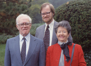 Short Hills - Dad, Loyd, and Betty (1984)