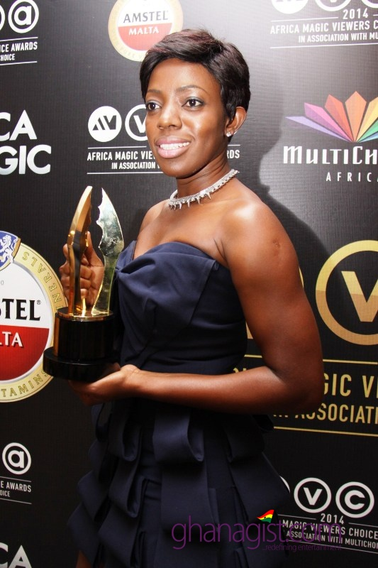 Shirly Frimpong Manso Best Director