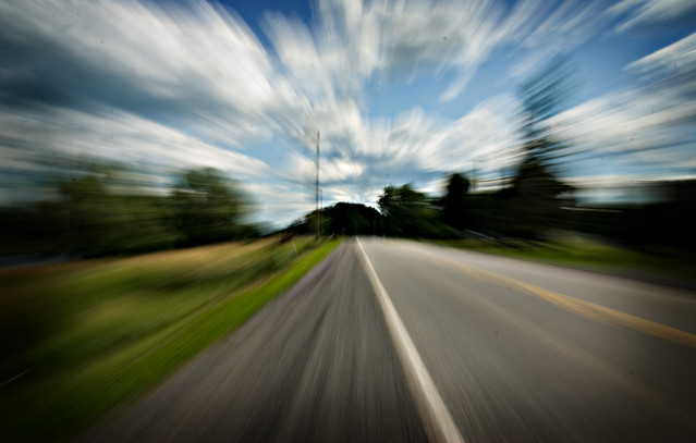 Zooming - a gallery on Flickr