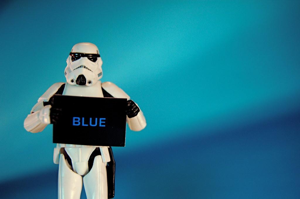 Imperial Art Appreciation: Blue