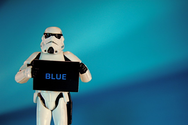Imperial Art Appreciation: Blue