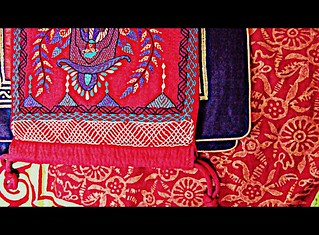 Bangladeshi Hand-made cloth