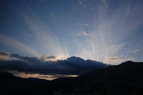 blue sky nikon hokkaido tomamu トマム d40 nikkor18200mmf3556 alpharesorttomamu アルファリゾートトマム 占冠 雲海テラス