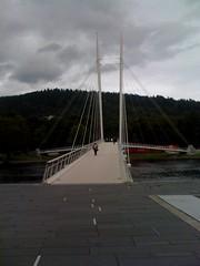 Ypsilon bridge, frontside