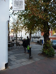 On the corner of the Pantiles  123